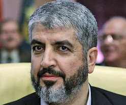 HAMAS LEADER Khaled Mashaal. Would the Foreign Aff