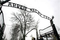Auschwitz sign 248 88 AP