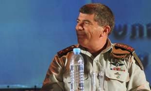 IDF Chief of General Staff Lt.-Gen. Gabi Ashkenazi