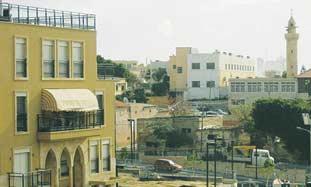 Jaffa's Ajami neighborhood