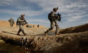 US Marines Afghanistan