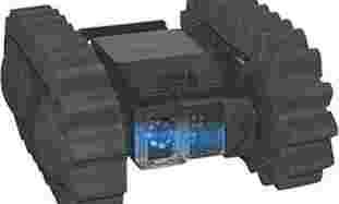 Israeli-made ODF tactical camera system.