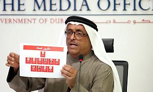 Dubai's Police Chief Lt. Gen. Dhahi Khalfan Tamim