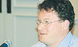 Journalist Jeffrey Goldberg.