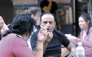 No smoking hot line for Jerusalem
