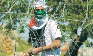 'Peaceful resistance.'