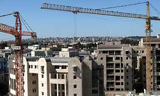 Constructing in Jerusalem