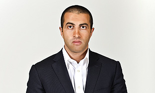 Mosab Hassan Yousef. The Hamas founder's son rejec