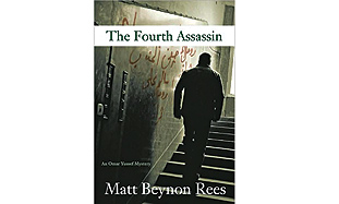 The Fourth Assasin book cover
