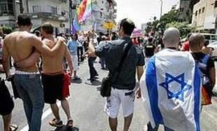 Last year's parade in Tel Aviv.
