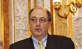 Austrian Jewish community head Ariel Muzicant.
