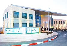 Teva Pharmaceutical Industries.