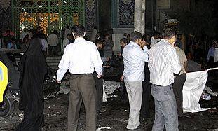 Jundallah bombing in Iran