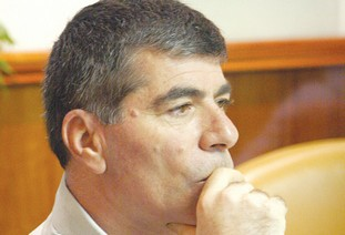 IDF chief Gabi Ashkenazi