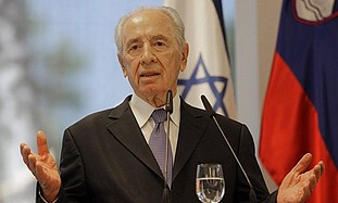 President Shimon Peres