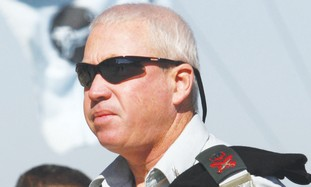 OC SOUTHERN Command Maj. Gen. Yoav Galant.