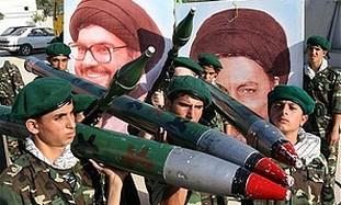 Hizbullah rockets