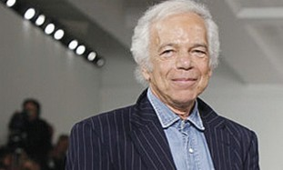 Fashion icon Ralph Lauren