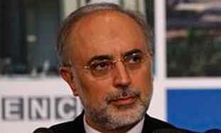 Head of the Iran's Atomic Energy Organization, Al