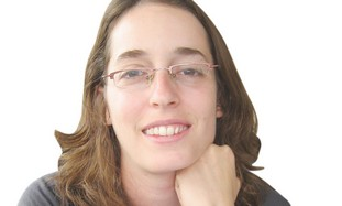 Bema'aglei Tzedek coordinator Yael Assor.