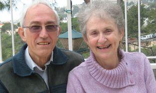 Hadassa and Stuart Palmer