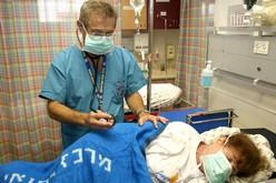 Dr. Samuel Bar-Chaim, Head of the Emergency Depart