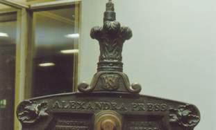 Alexandra press