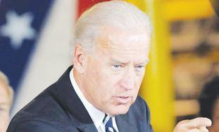 Joe Biden pointing finger
