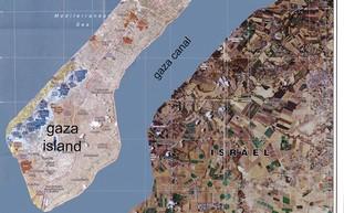 TAMIR ZADOK'S 'Gaza Canal' is a mock-documentary i