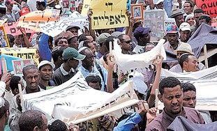 Falash Mura Ethiopians.