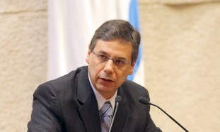 Deputy Foreign Minister Danny Ayalon