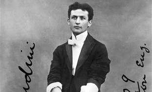 Houdini's art and magic go on display in New York - Arts ...