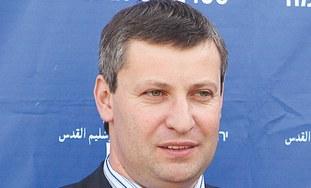 Israel Beiteinu MK Stas Meseznikov [file]