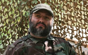Former Hizbullah leader Imad Mughniyeh