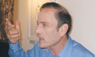 Cellcom CEO Amos Shapira.