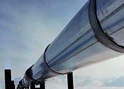 A natural gas pipeline [illustrative].