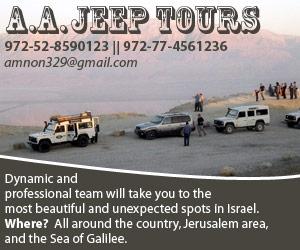 A.A jeep tours