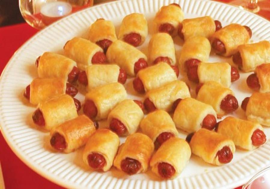 Hot Dog Appetizers