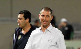 Maccabi Tel Aviv manager Avi Nimni
