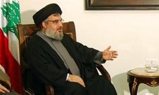 Hizbullah leader Hassan Nasrallah