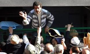 calming tunisian riots