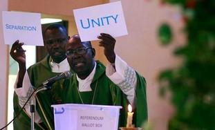South Sudanese Catholic Archbishop Paulino Lukudu