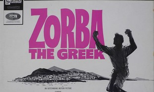 'Zorba the Greek' soundtrack