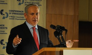 Netanyahu has a point at President's conference
