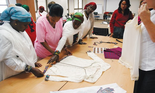 Ahoti feminist organization empowers poor women