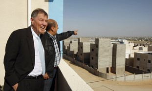 United Nations Middle East envoy Robert Serry