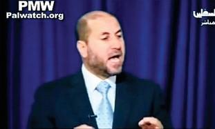 PA Religious Affairs Minister Mahmoud Habbash