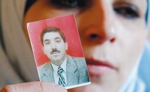 Veronica Abu Sisi, wife of Dirar Abu Sisi, in Kiev
