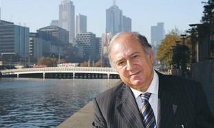 Egyptain political leader Tarek Heggy.