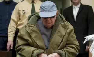 Accused Nazi death camp guard John Demjanjuk